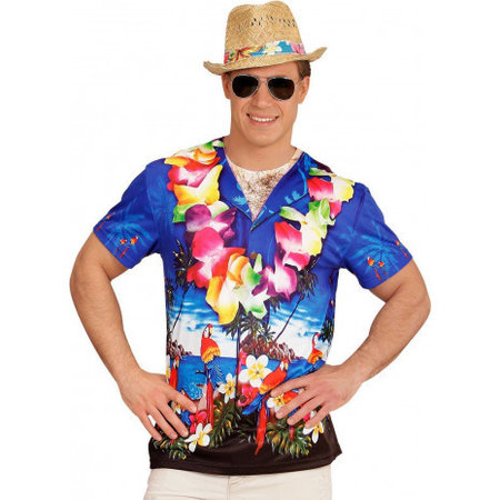 Tropisch Hawaii T-shirt
