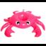 Opblaasbare Bekerhouder Krab