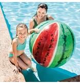 Opblaas strandbal Watermeloen