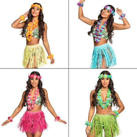 Tropische Hawaii set 4-delig
