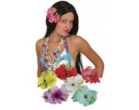 Hawaii haarbloemen