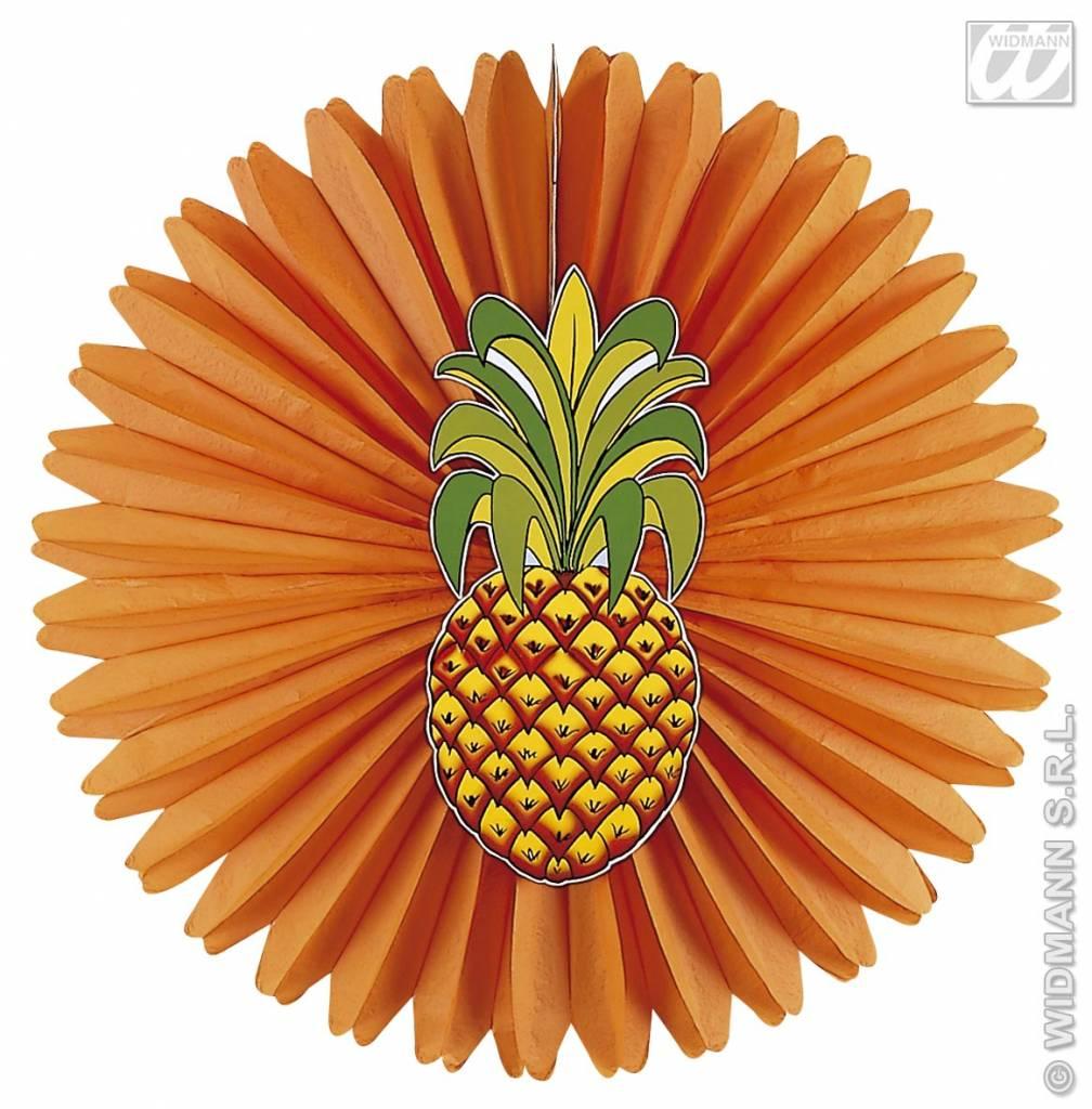 Hawaii Decoratie Papier Ananas Hawaiikleding Nl