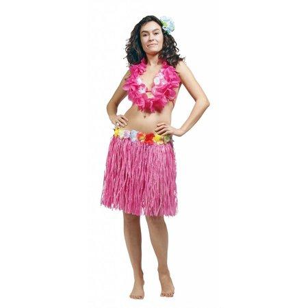 Hawaii rok roze 45 cm