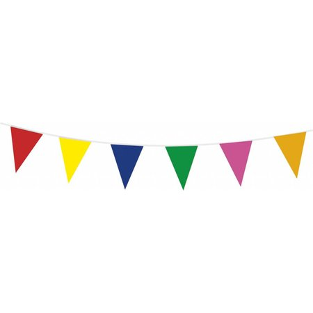 Vlaggenlijn multikleur