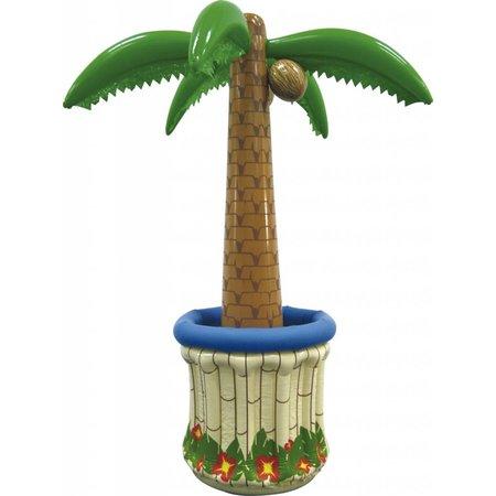 Opblaasbare Jumbo Palmboom met koelingsruimte