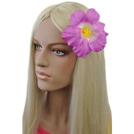 Hawaii haarbloem Lila