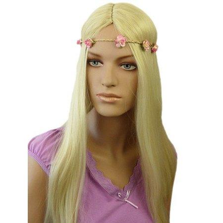 Haarband Roosjes Roze