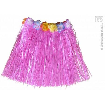 Kinderrokje Hawaii roze
