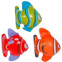 Opblaasbare tropische vissen - 3 stuks