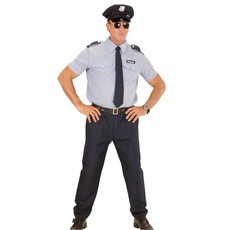 Internationaal Politie kostuum man