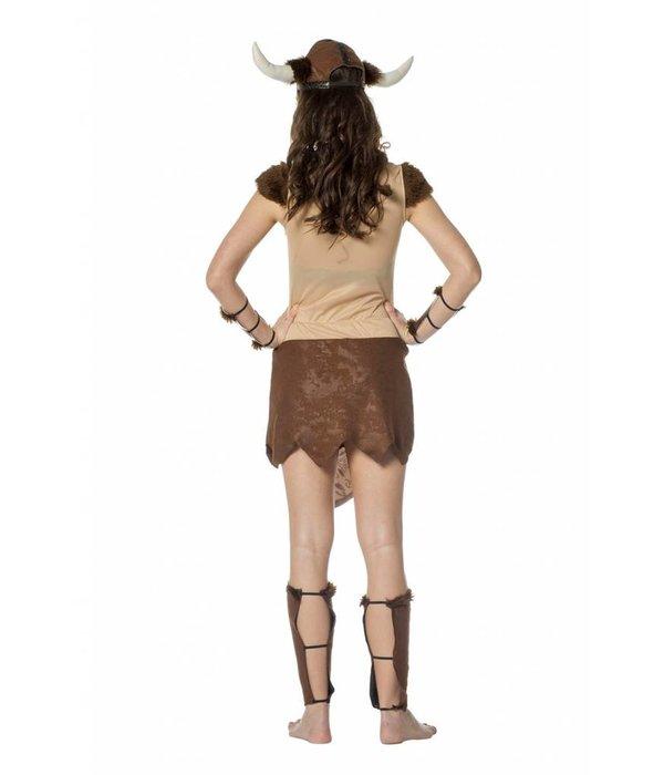 Viking carnavalsoutfit dames