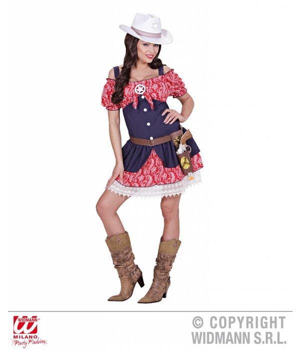 Wild Wild West Cowgirl jurk