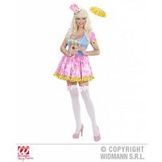 Clown Fantasy meisje