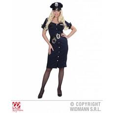 Politie meisje lang