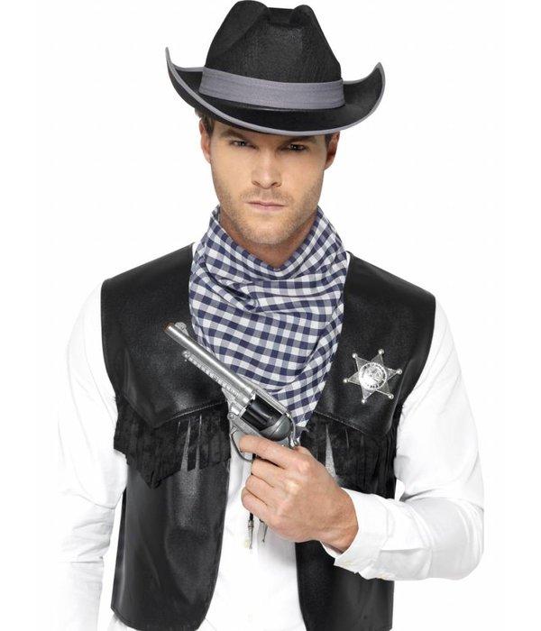 Western Toppers verkleedset man