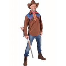 Cowboy hemd met jeans Amos