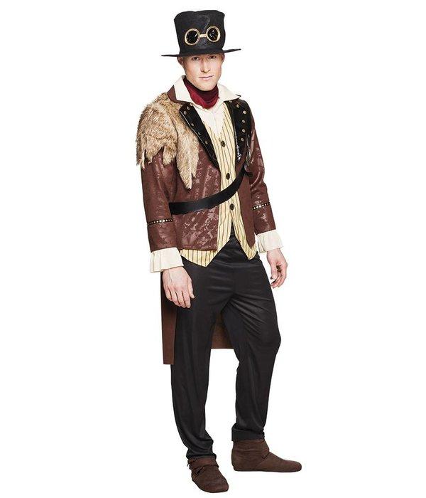 Captain steampunk