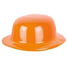 Bolhoed pvc oranje