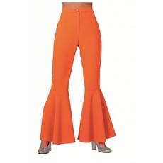 Hippiebroek oranje Jess