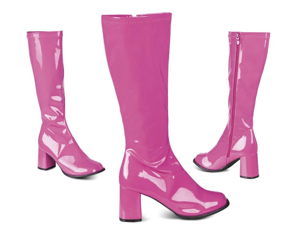 Laarzen dame pink