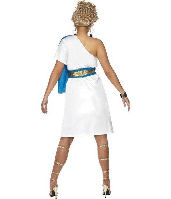 Romeinse schoonheid kostuum vrouw