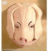 Plastic masker varken