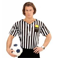 Scheidsrechter shirt voetbal