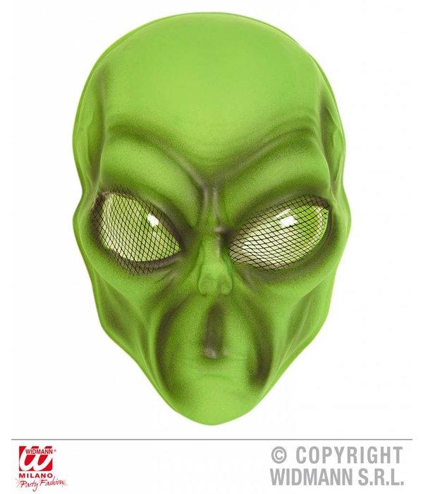 Masker buitenaards wezen pvc