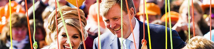 Heb jij al oranje kleding in huis voor Koningsdag?