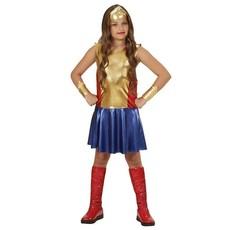 Wonder Woman meisjes ksotuum