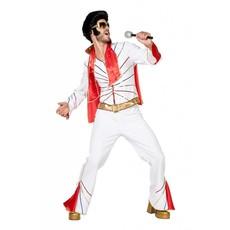 Mister Elvis pak met sjaal