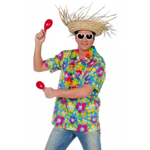 Hawaii blouse Giles man/vrouw