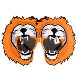 Bril Leeuw oranje