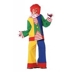 Clown kostuum dame