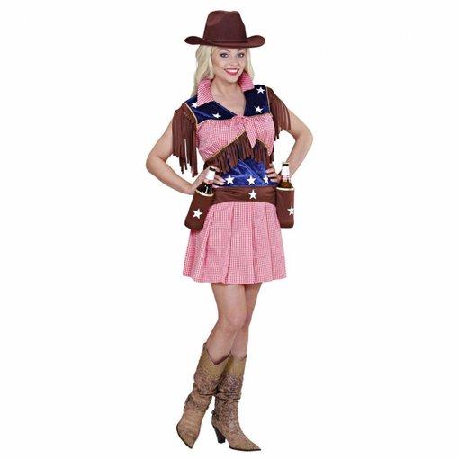 Rodeo Cowgirl Jurk