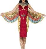 Egyptische godin kostuum