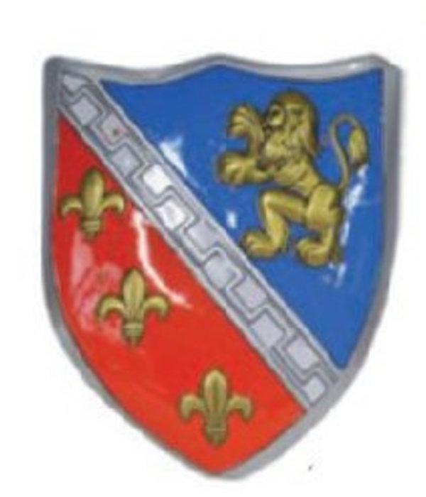 Middeleeuwse Ridder Schild