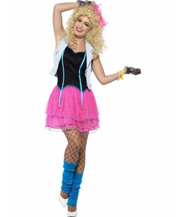 80's Wild Disco kostuum