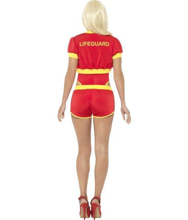 Sexy Baywatch Deluxe kostuum vrouw