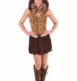 Sexy Luipaard pakje Kitty bruin