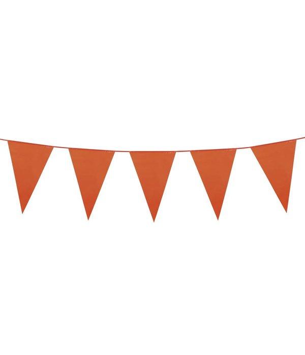 Vlaggenlijn oranje Giant - 10 Meter