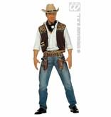 Cowboy gilet verkleedset