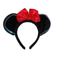 Mini Mouse oren met strikje op hoofdband