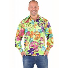 Flower Power Magic peace blouse man