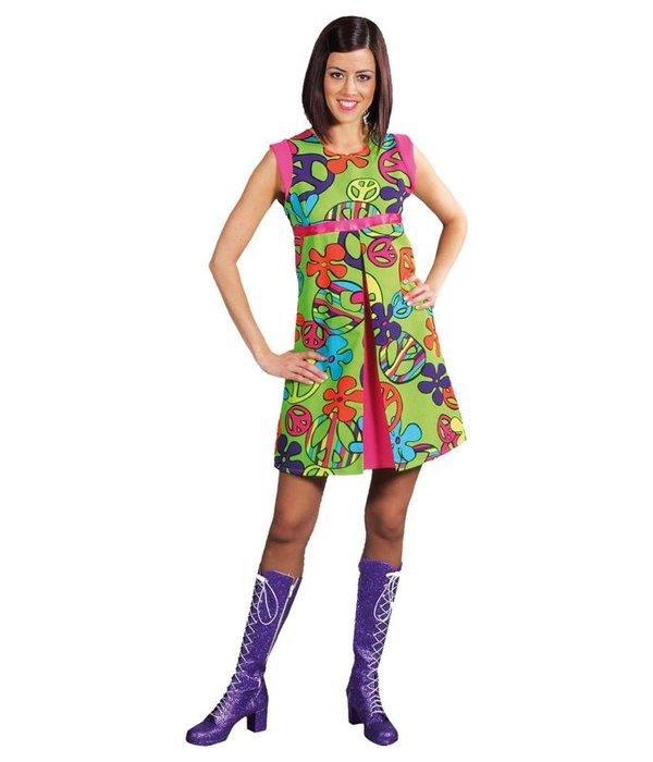d114bd49dc6958 Magic Peace hippie jurk Magic Peace hippie jurk