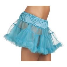 Tule Petticoat lichtblauw