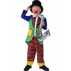 Kostuum clown Pipo jongen