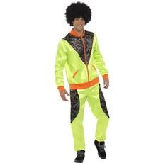 Retro fout disco kostuum man