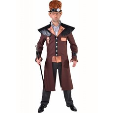 Steampunk outfit man luxe