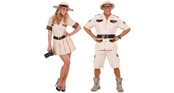 Safari kleding